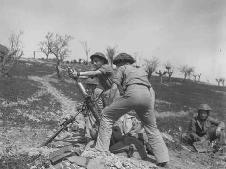 La seconda guerra mondiale storia di israele for Decorati 2 guerra mondiale